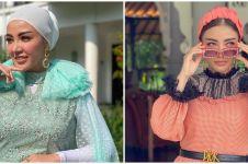 8 Pesona Bella Shofie kenakan turban, gayanya jadi sorotan