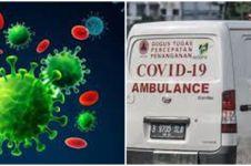 Rekor kasus Covid-19 tambah 34.379 per 7 Juli , 1.040 meninggal