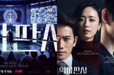 The Devil Judge, drama Korea tentang krisis ekonomi dan politik