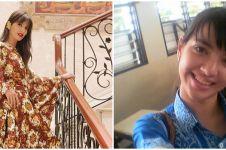 7 Potret Nia Ramadhani zaman sekolah, rambut poninya ikonik
