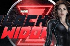 Sinopsis Black Widow, spin-off Avenger wanita pertama yang difilmkan