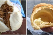 15 Potret lucu isian roti ini bikin pelanggan langsung kapok beli