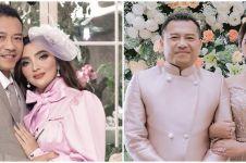 Jarang terekspos, ini 6 potret lawas prewedding Anang dan Ashanty