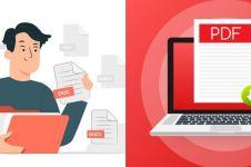 17 Cara mengubah PDF ke Word dan JPEG cepat dan mudah