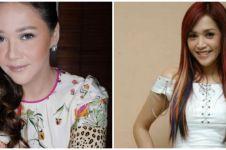 10 Gaya busana ikonik Maia Estianty saat sebagai duo vokal perempuan