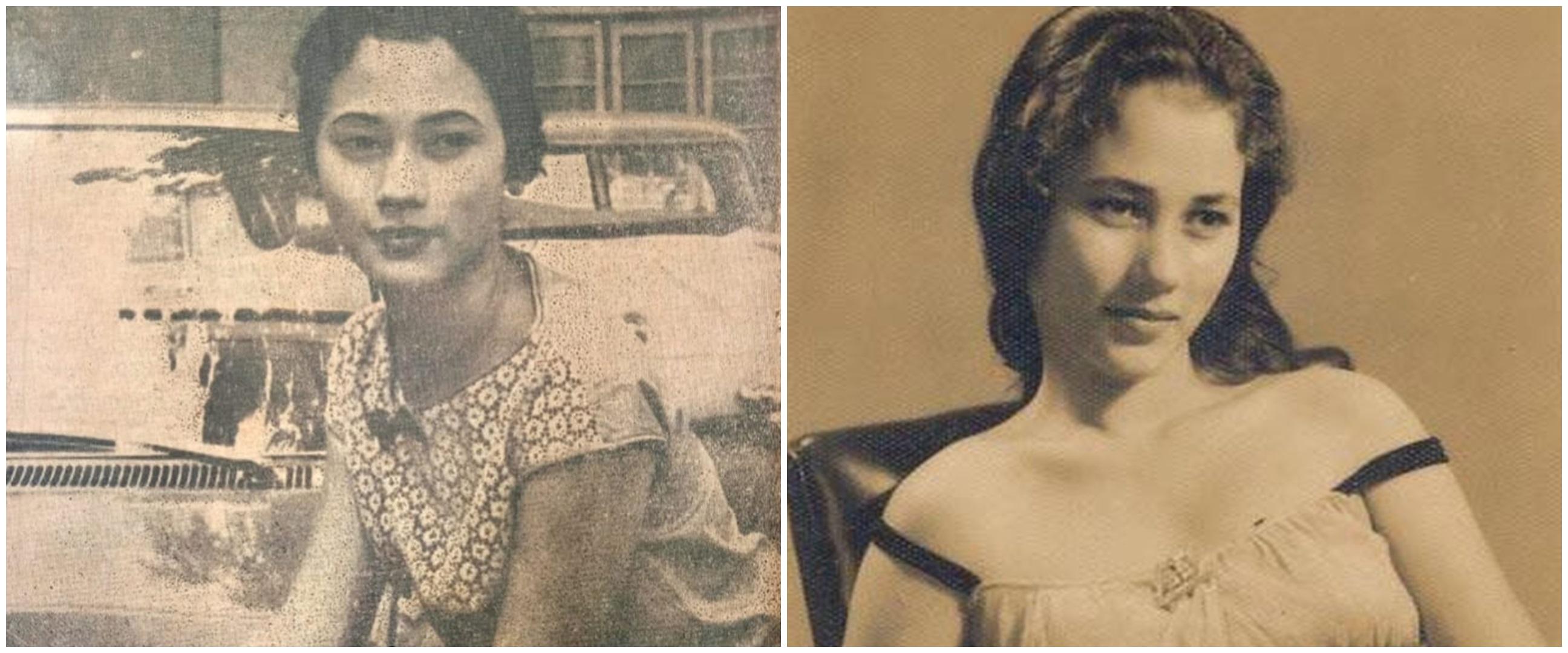 10 Potret Suzzanna semasa remaja, paras cantiknya memesona