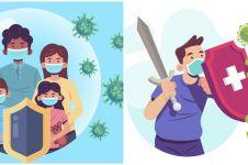 Penjelasan terbaru beda Covid-19 varian delta dengan virus sebelumnya
