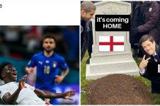 10 Meme kocak Final Euro 2020, bikin nyengir sekaligus ngelus dada