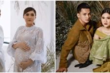 8 Potret maternity shoot Nella Kharisma dan Dory Harsa, bak bangsawan