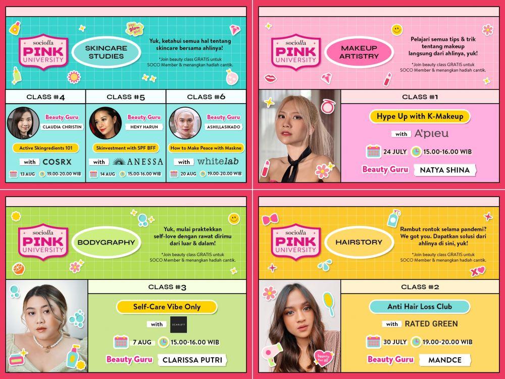 Pink University Class of 2021 © 2021 brilio.net
