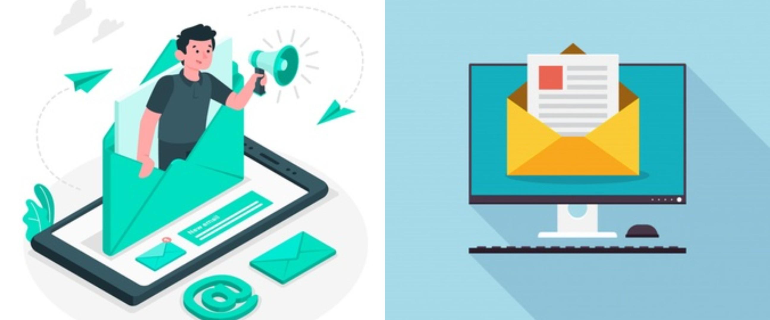 5 Cara membuat email perusahaan, mudah, cepat, dan gratis