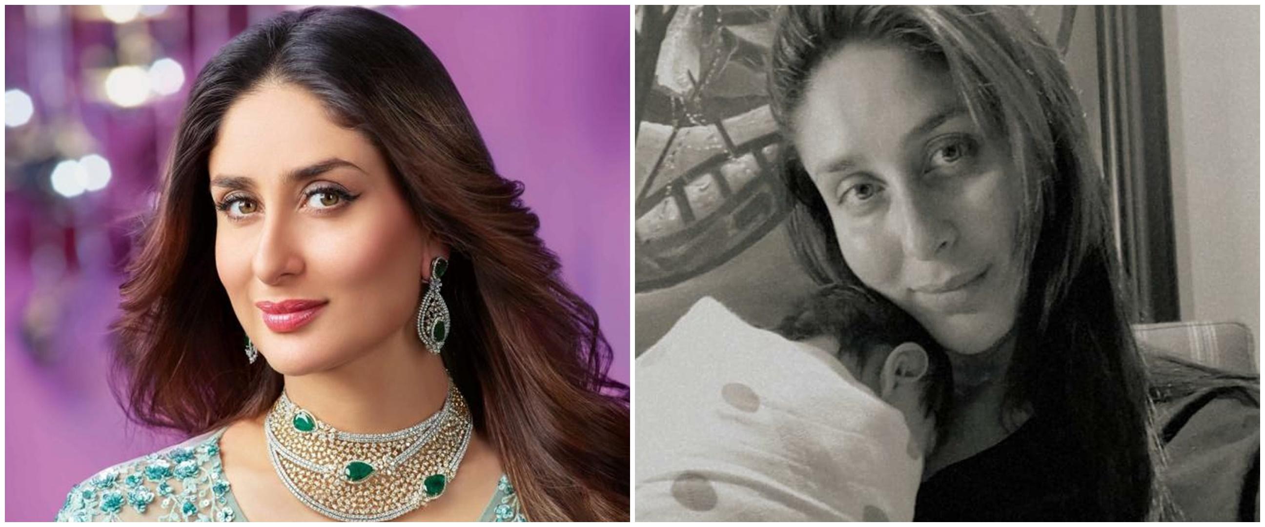 Kareena Kapoor umumkan nama anak kedua, singkat dan unik