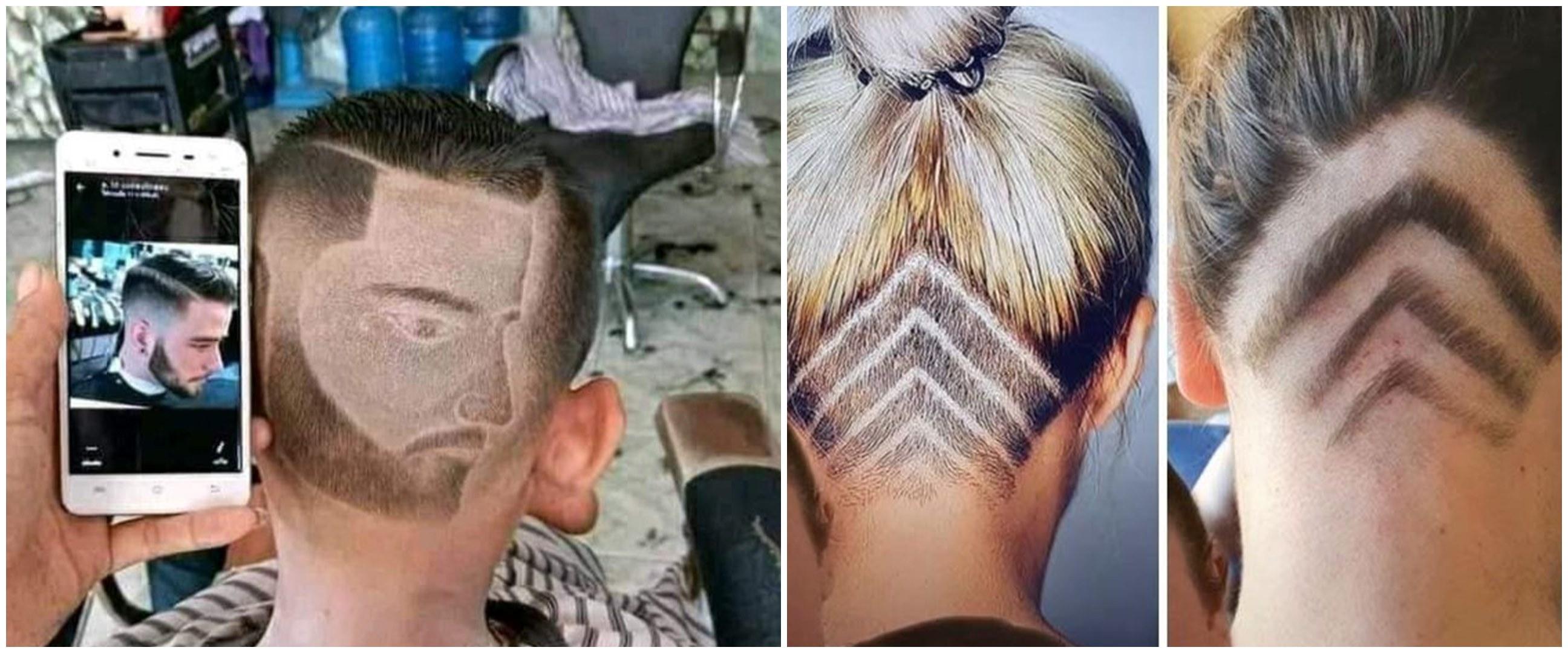 10 Momen lucu salah potong rambut ini bikin ikut geregetan