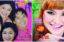 10 Potret lawas Marshanda jadi cover girl majalah, stylish