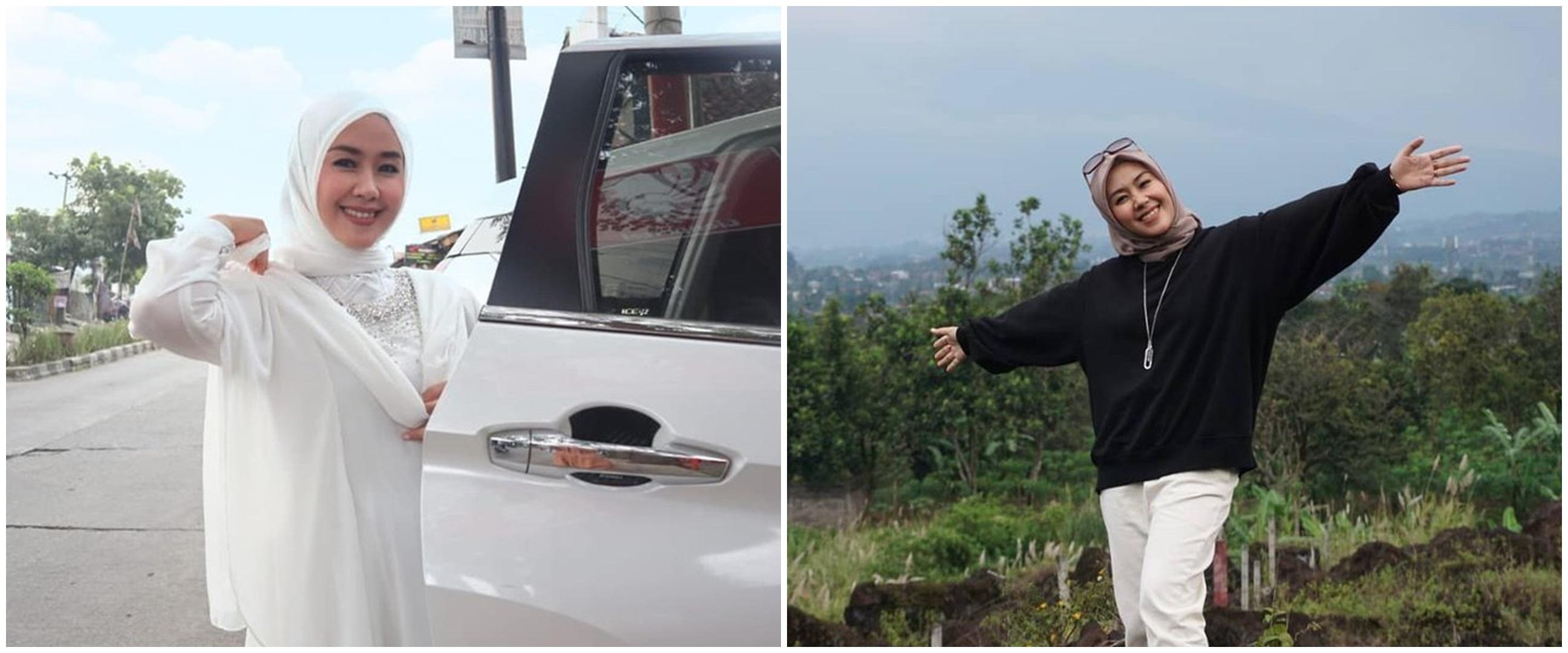 10 Potret terbaru Gita KDI, kini jadi Tenaga Ahli MPR