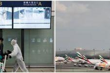 4 Negara larang penerbangan dari Indonesia, imbas kasus Covid-19
