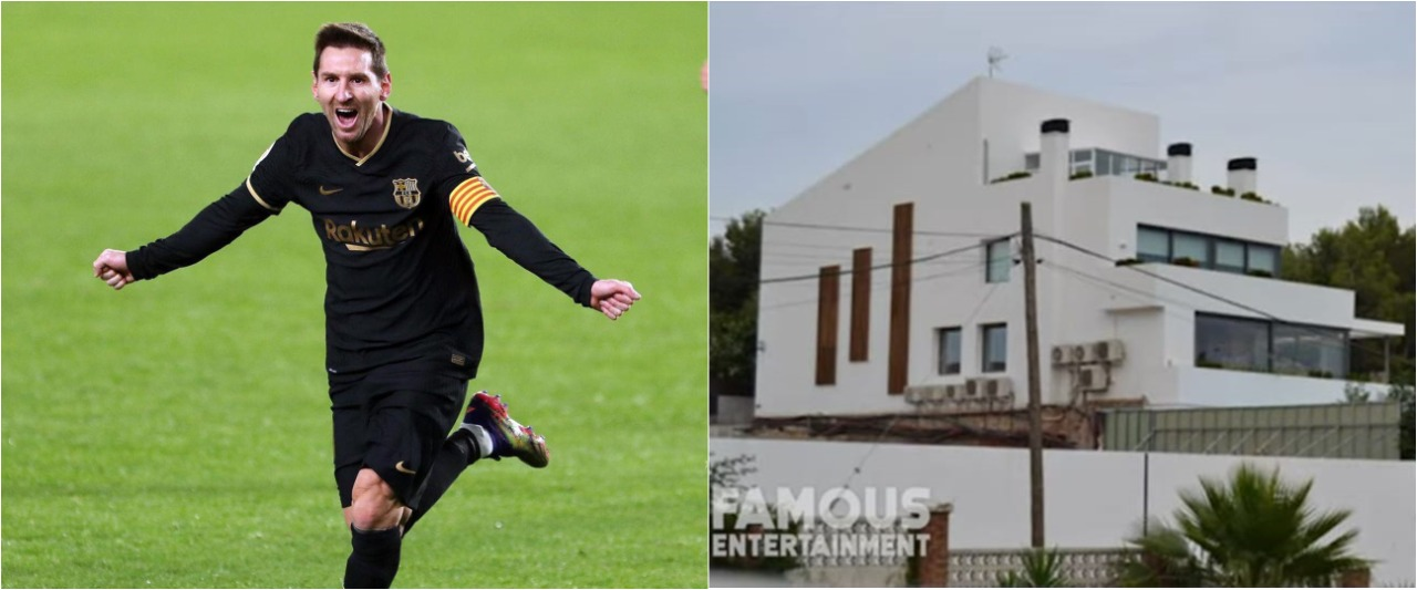 10 Potret rumah Messi di Barcelona, harganya kisaran Rp 100 miliar