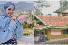 8 Potret rumah Lesty Kejora di kampung halaman usai renovasi, megah