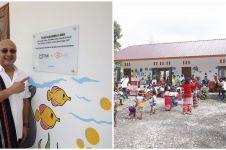Peduli pendidikan, intip 10 potret sekolah yang dibangun Irwan Mussry