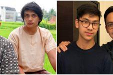 Beranjak remaja, 8 anak aktor 90-an ini gantengnya bikin susah kedip
