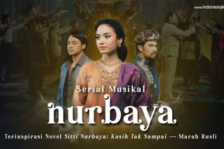 5 Fakta Serial Musikal Nurbaya, adaptasi karya sastra ke teater maya