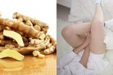 8 Manfaat kunyit putih untuk wanita, bikin sehat dan cantik luar dalam