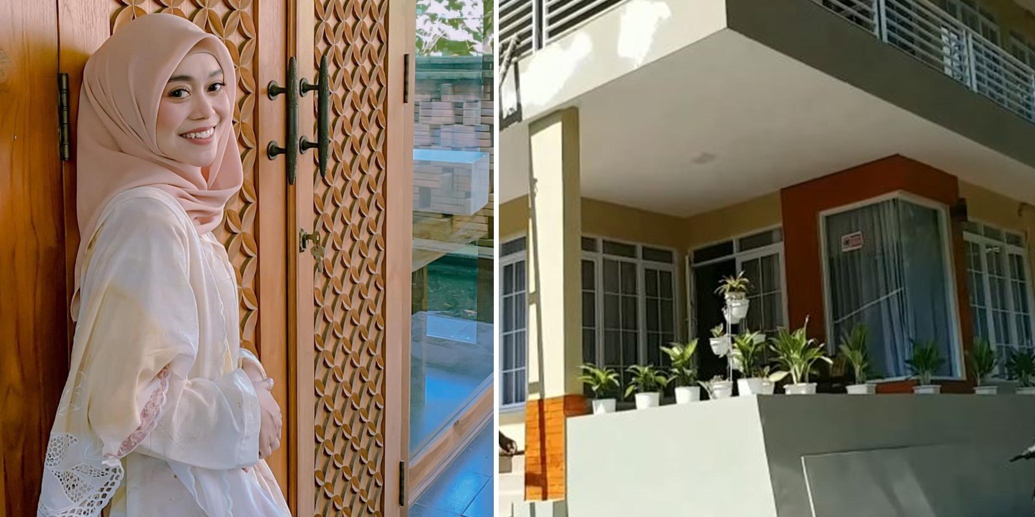 7 Potret Isi Dalam Rumah Lesty Kejora Di Kampung Halaman Nyaman