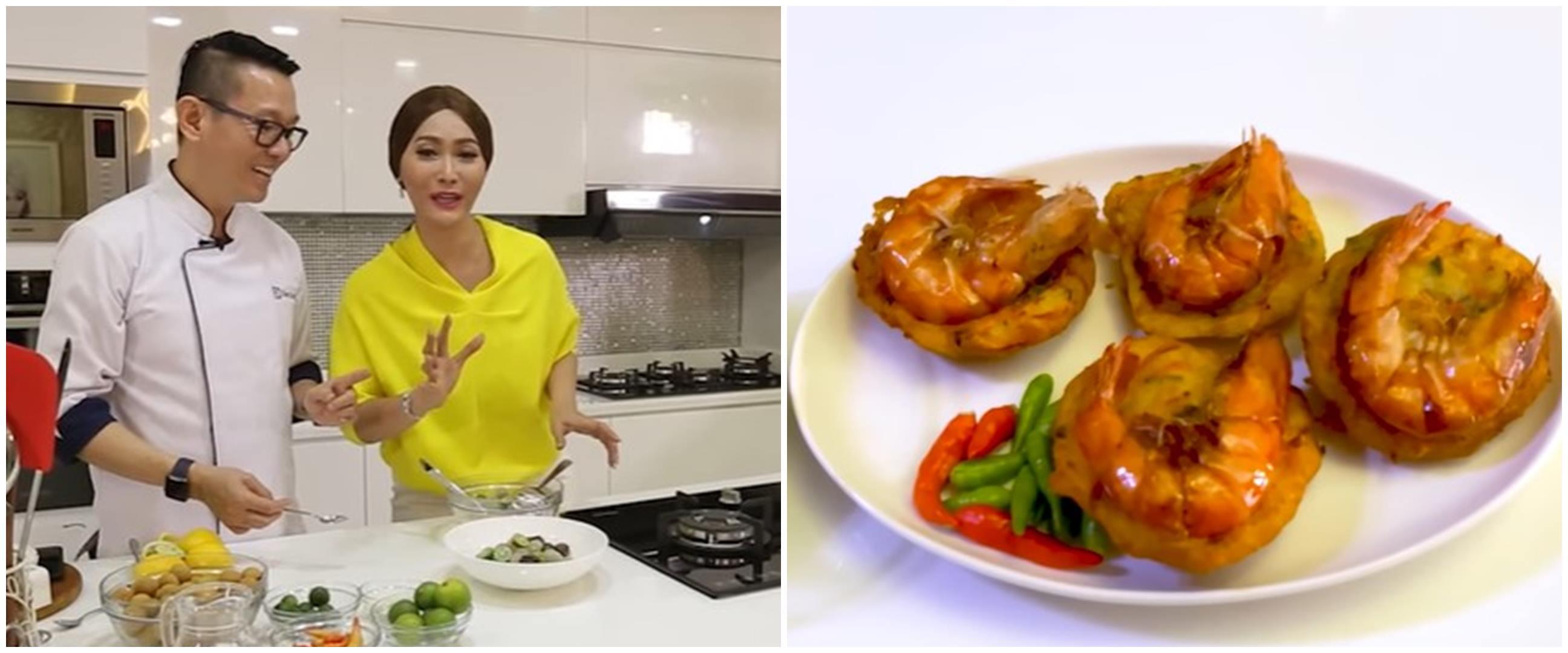 9 Resep masakan pedas ala Inul Daratista, nampol abis