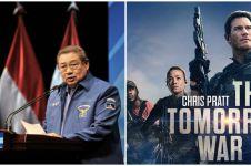 SBY muncul di film Hollywood The Tomorrow War, begini penampakannya