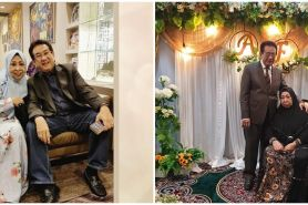 9 Potret kenangan Anwar Fuady dan istri, sempat rayakan anniversary