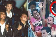 11 Ekspresi kocak pria saat naik roller coaster, bikin ngakak