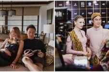 9 Momen Daniel Mananta dan istri ucap ulang janji nikah di Borobudur