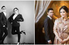 11 Potret lawas prewedding Nagita dan Raffi Ahmad, usung 7 tema