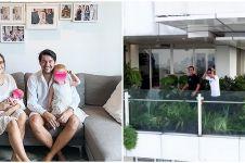 Potret hunian 9 VJ MTV, milik Daniel Mananta ada mini garden