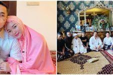 Momen 9 seleb salat Idul Adha 2021 di rumah, penuh kehangatan