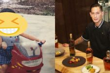 Potret masa kecil 5 juri MasterChef Indonesia, Chef Renatta gemesin