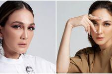 11 Gaya pemotretan terbaru Luna Maya, outfitnya dari brand kelas dunia