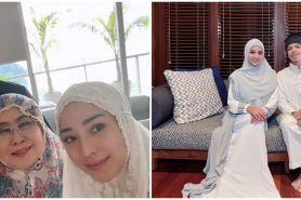 7 Seleb rayakan Idul Adha pertama bareng pasangan, so sweet