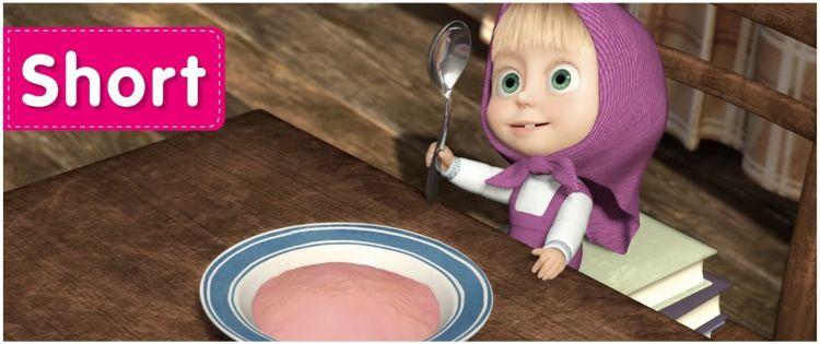 Viral di TikTok, ini 5 cara mudah membuat bubur pink Masha