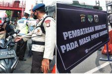 Pemerintah tetapkan Jawa dan Bali PPKM level 3 dan 4, ini aturannya