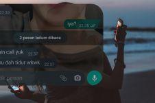 11 Chat lucu dari cowok yang udah punya pacar, bikin geregetan