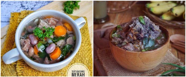 11 Resep kreasi sup berbagai daging, bumbunya meresap sampai dalam