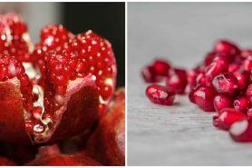11 Manfaat buah delima untuk kecantikan, cerahkan kulit wajah