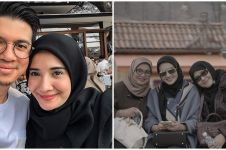 7 Potret Zaskia Sungkar jelang kelahiran anak pertama