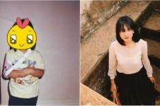 11 Potret masa kecil Nadya Arina, pemeran baru di Ikatan Cinta