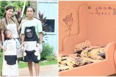 7 Potret kamar dua putri Sarwendah, gemar koleksi tas branded