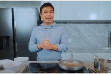 Masakan 7 YouTuber pria ini bikin ngiler, bak chef profesional