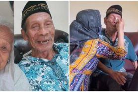 70 Tahun bersama, tindakan kakek saat istri meninggal ini bikin haru