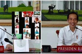Hari Anak Nasional, pertanyaan siswa ke Jokowi ini menggelitik