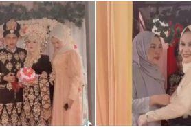 Wanita ini datang ke pernikahan mantan, aksinya jadi sorotan